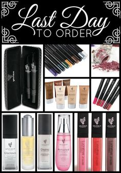Last day to order https://www.youniqueproducts.com/Shelleyransome