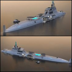 LUXURY SUBMARINE