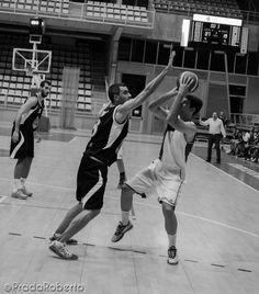 #FabioAstilleros arma el tiro. #UALucentum 40-60 #CBBenidorm, jornada 5 de liga #EBA #GrupoEA. 2 de noviembre de 2014