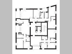 Residenza libera e convenzionata - Portello Nord (Unità U2 - U3) - milano che cambia - Ordine degli architetti, P.P.C della provincia di Milano