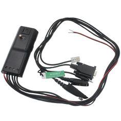 TOOGOO Walkie Talkie Car Antenna RF Coaxial Connector Adapter for Motorola Handheld Two Way Radio GP328 GP300 GP88 GP340 GP338 CP040