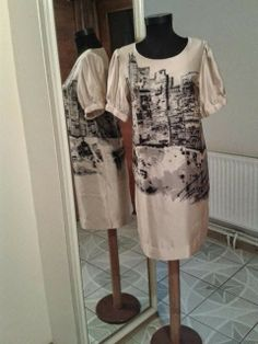 A girl should be two things: classy and fabulous Coco Chanel : Rambling about the city Classy And Fabulous, Coco Chanel, Shirt Dress, City, Shirts, Dresses, Fashion, Vestidos, Moda