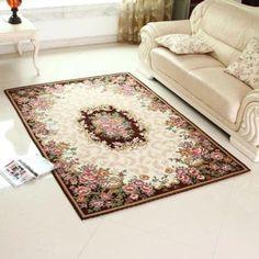 ลดราคา  50x80cm European-style Jacquard Sofa Floor Mats Doormat Rugs andCarpets Area Rug for Home Decoration - intl  ราคาเพียง  648 บาท  เท่านั้น คุณสมบัติ มีดังนี้ Reusable ,Durable,Eco-friendly,Foldable and washable. Back Side Has Non-slip Mat,Slip Resistant material of polyester , soft and comfortable. Use on different place,as living room ,bedroom,kitchen,bathroom ,balcony and etc Fashion design, High-quality products with competitiveprice &Washed by hand and machine& Size: 50x80cm