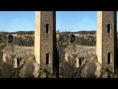 Invierno en Priego (Cuenca) 2011 3D
