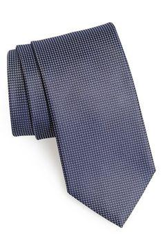 BOSS HUGO BOSS Woven Silk Tie   Nordstrom $95