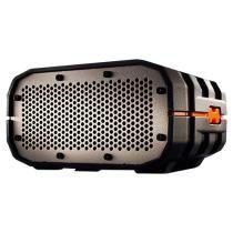 $149 BRAVEN - Portable Wireless Water-Resistant Bluetooth Speaker - Black/Orange/Gray