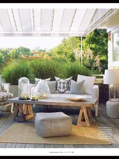 Exactly what my backyard patio should look like.