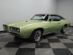 cool 1969 Pontiac GTO - For Sale View more at http://shipperscentral.com/wp/product/1969-pontiac-gto-for-sale-4/