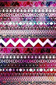 Tribal Wallpaper Filofax Print Geometric Pattern Cool