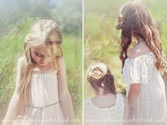 Stephanie Sunderland photography. Vintage clothing for kids. Utah children's photography. Vintage children photo shoot. Cute ways to style girls hair. Sisters forever. Sister portrait sessions.