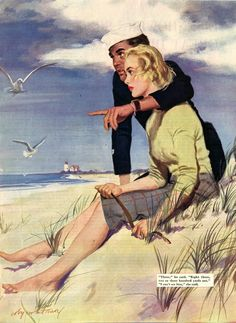 girlinthejitterbugdress.com novel and blog LOVES A sailor and his girl ~ Coby Whitmore