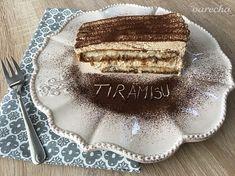 Tiramisu - recept | Varecha.sk Tiramisu, Ethnic Recipes, Food, Meal, Essen, Hoods, Tiramisu Cake, Meals, Eten