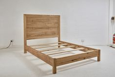 Loughlin Furniture Rough Sawn Timber Bed Sawn Timber, Timber Beds, Furniture, Home Decor, Decoration Home, Room Decor, Home Furnishings, Home Interior Design, Home Decoration