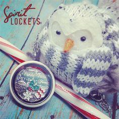 #Christmas #Charm! #mistletoe #mittens #snowflake #bird