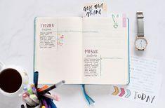 Level 10 Life i praca z celami w bullet journalu - jak śledzić cele w bullet journal? Bullet Journal Inspiration, Bujo, Doodles, Life, Scribble, Sketches, Donut Tower, Doodle