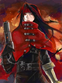vincent valentine kingdom hearts