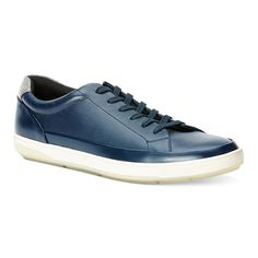 af8f051e62a Calvin Klein Ward Leather Sneakers Men - All Men s Shoes - Macy s