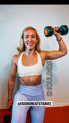 Arm Workouts At Home, Gym Workouts, Elliptical Workouts, Dumbbell Workout, Butt Workout, Back And Shoulder Workout, Fitness Tips, Fitness Motivation, Anti Cellulite