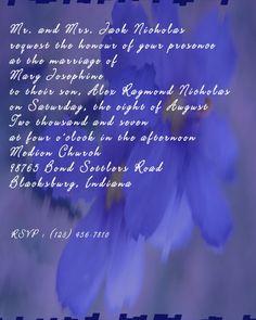 wedding invitation sayings quotes