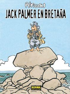 JACK PALMER EN BRETAÑA, Pétillon