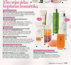 We have won Cosmopolitans best cleansing product in the eco category in Latvia! #eco #award #natural #skincare
