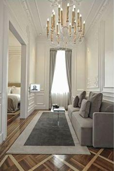 PLATINUM SILK curtain dupioni silk grey silver window   Etsy