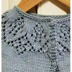 Meredith Baby Cardigan Knitting pattern by Ruth Maddock | Knitting Patterns | LoveKnitting