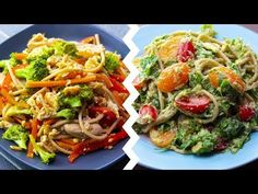 6 Healthy Pasta Recipes For Weight Loss Healty Dinner Healthy Vegetable Pasta Recipes, Healthy Pastas, Healthy Vegetables, Healthy Recipes, Food Network Recipes, Food Processor Recipes, Penne Recipes, Whole Wheat Spaghetti, Healthy Eating