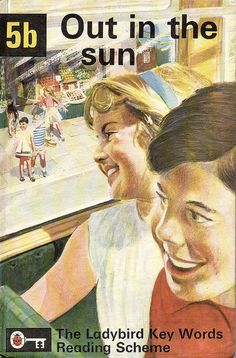OUT IN THE SUN Ladybird Book by My Vintage Ladybird Books, via Flickr