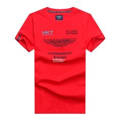 HKT Hackett Sport Aston Martin Racing 1595 Team Summer Men T-shirt