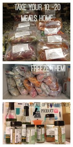 Wildtree Freezer Meals are so good. I explain how it all works and what you get at the workshop. The cost per serving ends up being about 2-3 bucks!