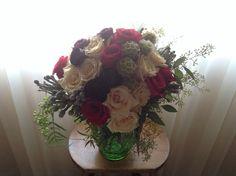 Romantic brides bouquet gardengateflowersaz.com