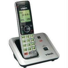 Vtech Communications Inc. Vtech Cordless Phone-caller Id-waiting