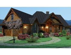 Ranch-style House | House plans ranch style with basement | For the Home