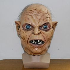 Scary Latex Masks Full Head Horror Costumes Halloween- 7 Options To Choose From