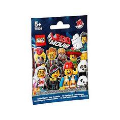 LEGO® Minifigures - The LEGO Movie Series 71004 (ONE Random Pack)  $2.24 Amazon
