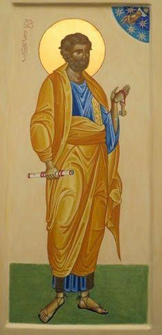 San Pietro - icona di misura