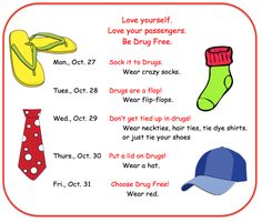 A Full Classroom: Red Ribbon Week                              …