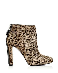 Lori bootie - Juicy Couture - on  sale!  What's not to love!