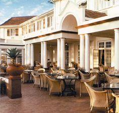 The Victoria Falls Hotel, Zimbabwe