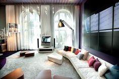 Sofitel Hotels and Resorts: 5 Star Luxury Accommodation Stylish Bedroom, Modern Bedroom, European Furniture, Modern Furniture, Camas King, Pottery Barn Teen Bedding, Cama Box, Hotel Lounge, Box Bed
