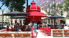 Esplanada Quiosque Soundwich, Lisboa