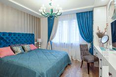 Квартира в Красногорске 140 кв.м • микрорайон Павшинская пойма • спальня