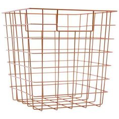 House & Home Wire Basket