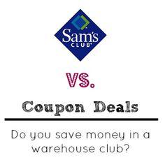 Take a look at this Sam's Club comparison!
