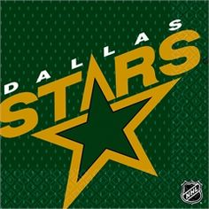 Dallas Stars   LUNCH NAPKINS?!  WHAAAT?!