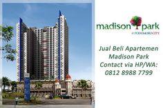 Jual Beli Apartemen Madison Park Jakarta Barat, Podomoro City   Jual Beli Apartemen Di Jakarta