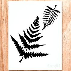 Wall art. Stencil art on canvases.... Maybe using leaves would work real well.. OR paint the leaves and glue them on.