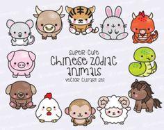 Premium Vector Clipart - Kawaii Lambs - Cute Lamb Clipart Set ...