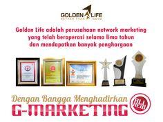 All New Marketing Plan Golden Life 1